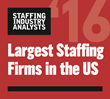 PrideStaff Ranked Seventy-Fourth Largest US Staffing Company by Staffing Industry Analysts
