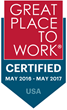 LINET Achieves Great Place To Work Certification
