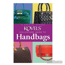 kovels, antiques, collectibles, vintage handbags