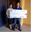 Fort Worth Engineer Surprised with $10,000 from Neighborhood Credit Union