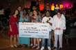Three Outstanding Students Awarded Crutchfield Dermatology Scholarships honoring Drake, The McWatt Family and the Ellis Family at High School for Recording Art