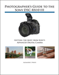 White Knight Press Releases Complete Guide Book for Sony DSC-RX10 III Digital Camera