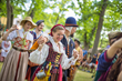 Commedia and the Guild of St. Lawrence Country Garden Dancing