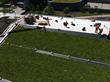 CMU Green Roof Instlal