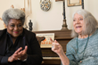 Pianisti Tammy Hall and singer Barbara Dane. (Photo: Tom Ehrlich)