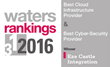 Eze Castle Integration Voted Best Cloud Infrastructure and Cyber-Security Provider by WatersTechnology Readers in 2016 Waters Rankings Awards
