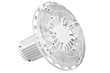 250 Watt High Bay LED Light Fixture Approved for Wet Locations