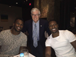 Julio Jones, Dr. Bill Williams, Roddy White