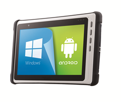 ADLINK Introduces Industrial Tablet for Mobile, In-vehicle and Field Applications. ADLINK's IMT-BT 10.1 Industrial Tablet.