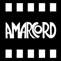 Amarcord TV Festival logo