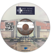 Sample Medical Imaging CD with Integrated QR Code Printed on Purview Publisher