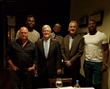 David Gergen, Julio Jones, Dr. Williams, Jet Stream Roy Green, Dr. Hazaway, Roddy White