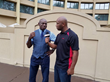 Cardinals HOF Roy Green speaking with ESPN