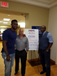 Julio Jones, David Gergen and Cardinals HOF Roy Green