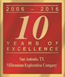 Millennium Exploration Celebrates 10th Anniversary
