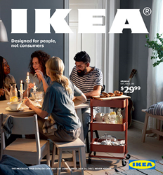 Correction New 2017 Ikea Catalog Champions A More Relaxed Life At Home