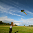 aGreatLife Huge Rainbow Kite for Kids
