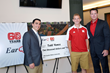 Todd Honas, a Remarkable Student Athlete with Hearing Loss, Wins Scholarship from EarQ and the NFLPA