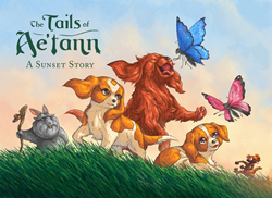 The Tails of Ae'tann: A Sunset Story