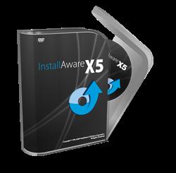 InstallAware X5 Product Box