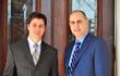 Attorneys Tom Bellwoar and Stan Luongo of Luongo Bellwoar LLP