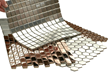 Outwater Revamps Metal Tiles for Vertical and Horizontal Applications for Homes and Businesses