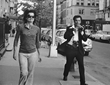 Jackie Onassis Madison Ave Ron Galella, NYC October 7, 1971