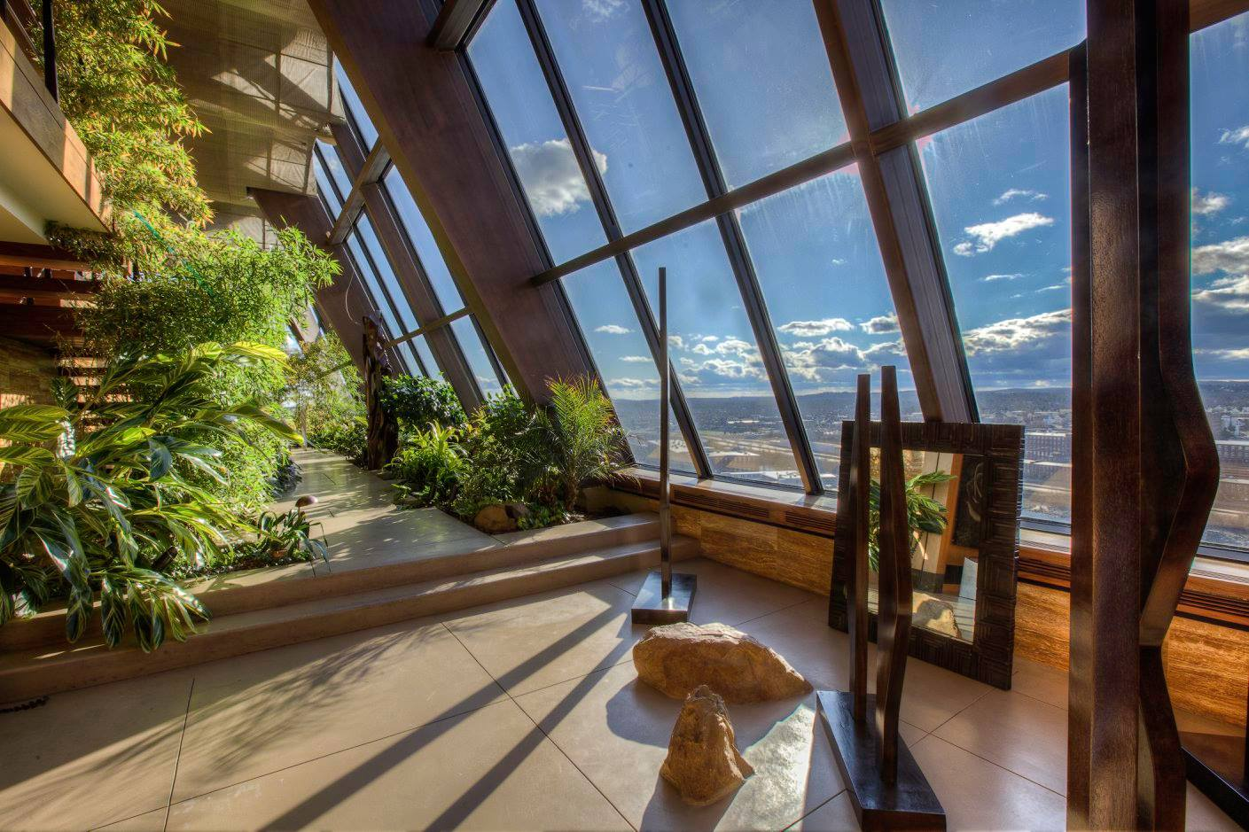 New Luxury Penthouse Opens Perched High Atop New England