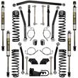 Rock Krawler Max Travel Suspension Kit for Jeep Wrangler JK