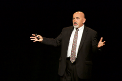 Dr. Dylan Wiliam speaking at Building Expertise 2016