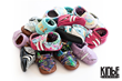 KINBE, a Children's Lifestyle Brand, Launches Adjustable Shoes for Growing Babies' Feet and Aids Orphans in Need