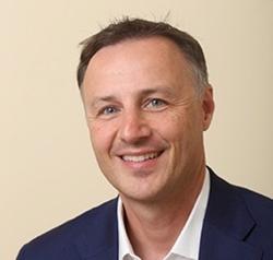 Photo of Rob Walker, managing partner of Crimson Ventures