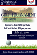 Courage on All Fronts 2016 Heroes Golf Tournament