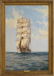 MONTAGUE DAWSON'S THE LOFTY TRADER, estimated at $40,000-60,000.
