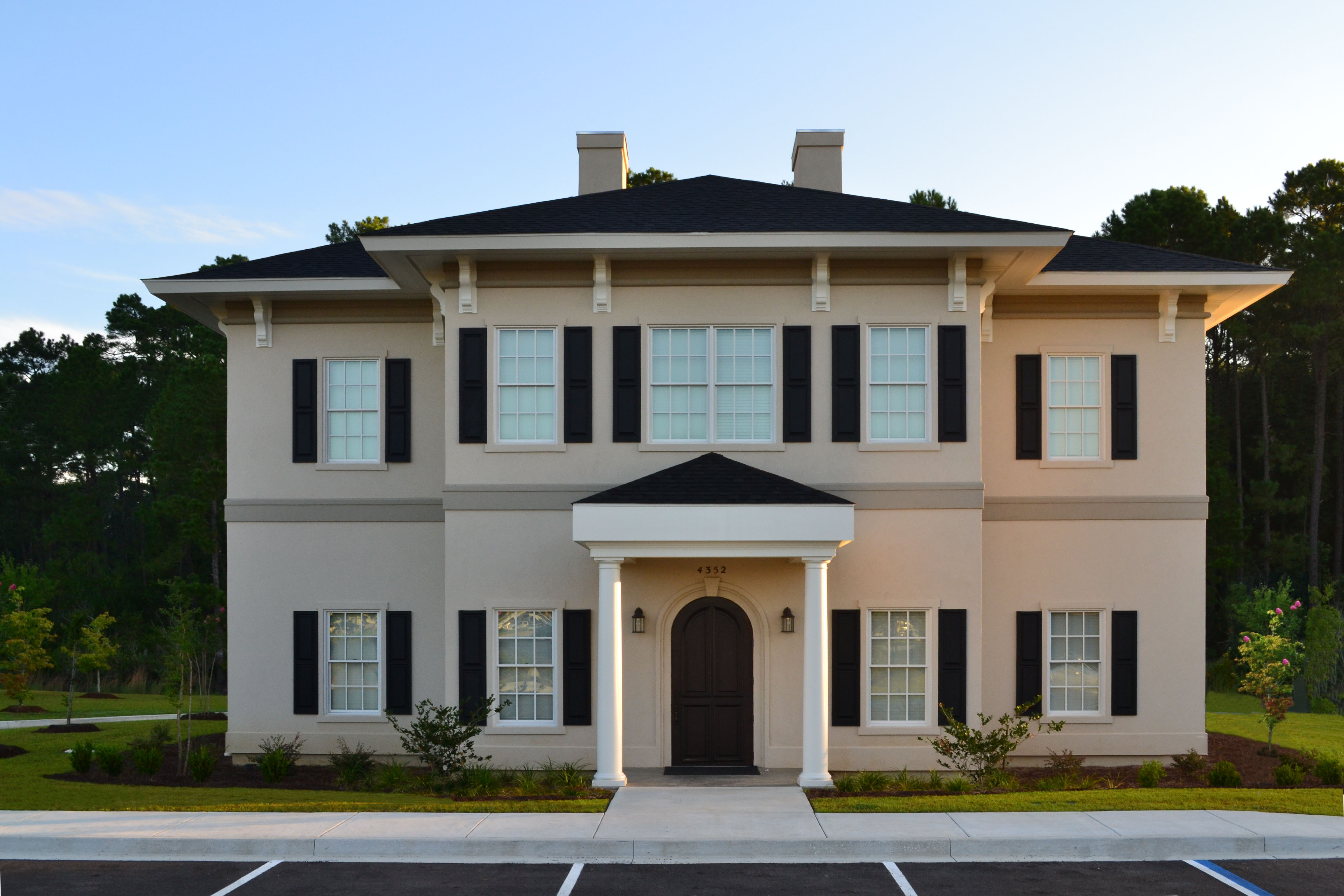 Studstill firm llp completes new law office building in for Home builders in valdosta ga