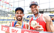 2016 U.S. Olympians Phil Dalhausser and Nick Lucena Sign Exclusive Partnership with 66 Audio