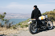 """Modern Bike, Retro Looks: British Customs Releases Parts Used To Create Unique Appearance For Bespoke """"Beach Sled"""" Motorcycle Built With Chippa Wilson"""
