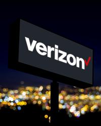 Cellular Sales sign