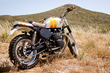 "British Customs Announces Lighting Upgrades Used On Bespoke Custom ""Beach Sled"" Motorcycle Built For Chippa Wilson"