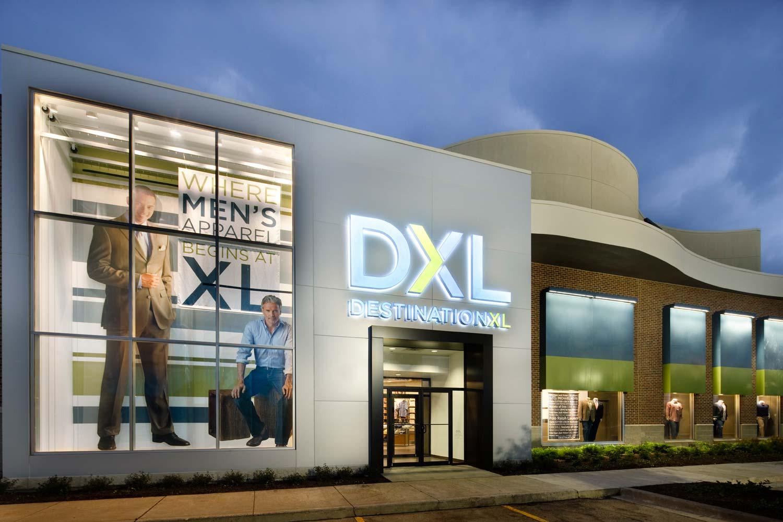 b391f35b57b DXL Men s Apparel Opens in Merrillville