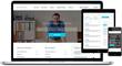 Modern Job Board Design Template Released by JobMount