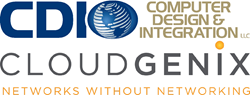 CDI LLC and CloudGenix logo