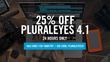 PluralEyes sale