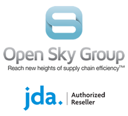 Open Sky Group, a JDA Authorized Reseller of JDA WMS and WLM