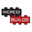 IncrediBuilds, A New 3D Model Line, Launches At Retail This July