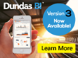 Dundas Data Visualization Releases Dundas BI 3.0 with Faster Ways to Explore Your Data