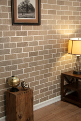 Royal Thin Brick accent wall