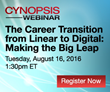 Cynopsis Webinar on August 16 – The Career Transition from Linear to Digital: Making the Big Leap