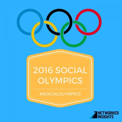 Networked Insights covers how leading brands compete as Olympic sponsors in 2016.
