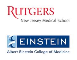 Rutgers New Jersey Medical School and Albert Einstein College of Medicine
